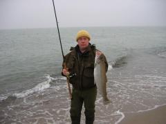 На рыбалку вместе с G.Loomis