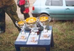 Соревнования по спиннингу 10.10.2002, р. Матросовка