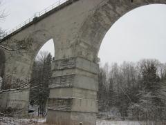 Красная-мост