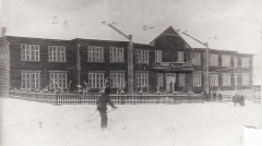 Тулунская средняя школа