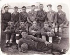 Футбол во время войны