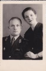 Бабушка и дед 1963