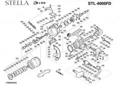 Shimano Stella 4000FD