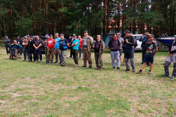 Соревнования - турнир по спиннинговой ловле на Калининградском заливе 25.07.2020.